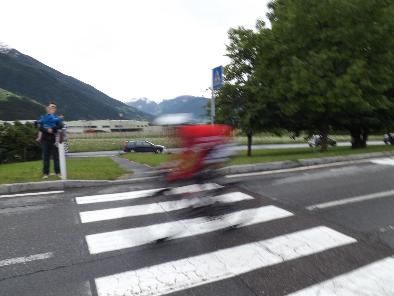 Giro d´Italia , zu schnell für meinen Fotoapparat