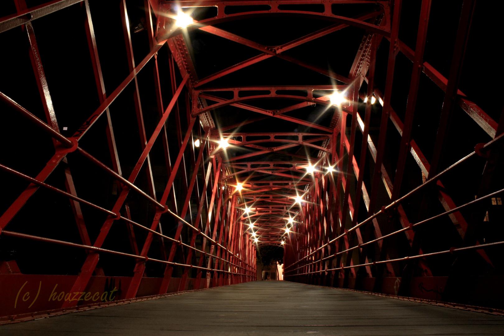Girona, Eiffel Brücke