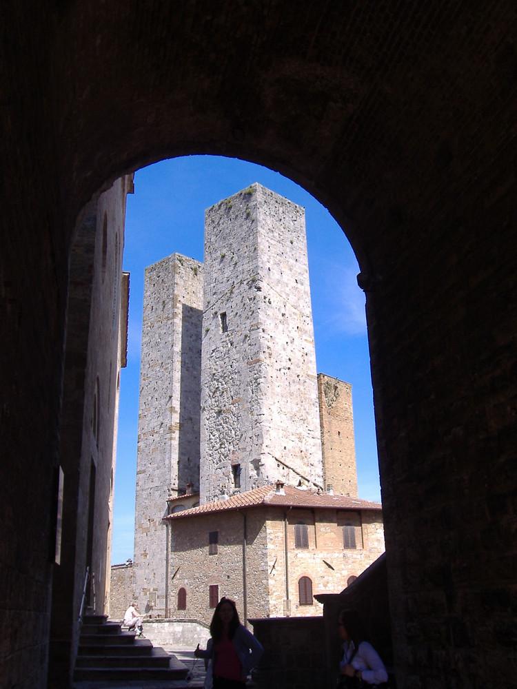 Gita a San Gimignano