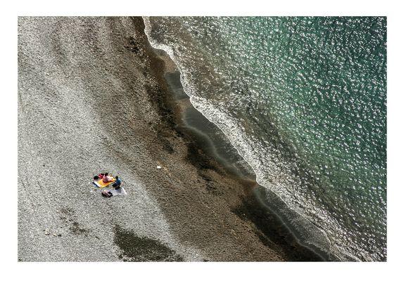 Gita alla spiaggia