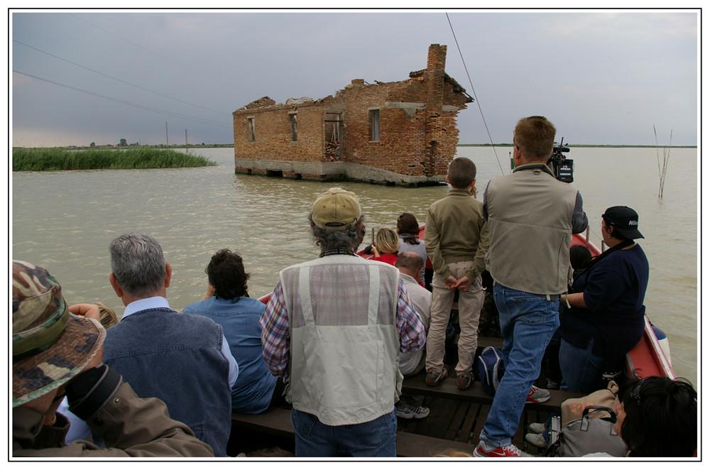 Gita sul delta
