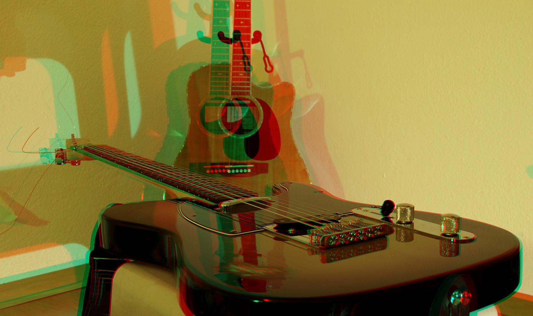 Gitarre spielen?