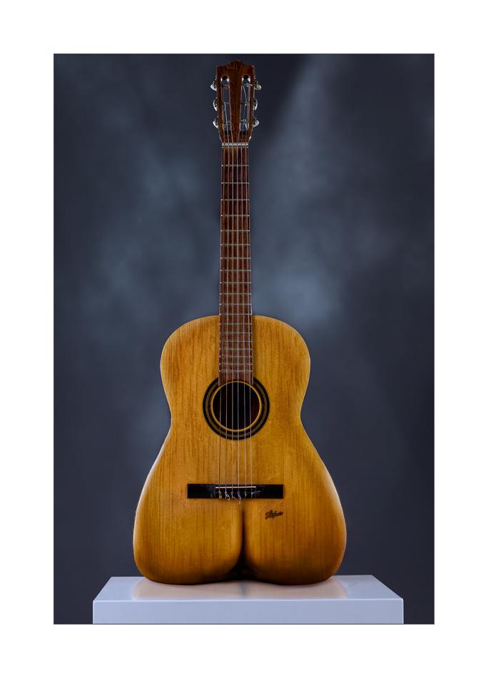 Gitarren-Akt