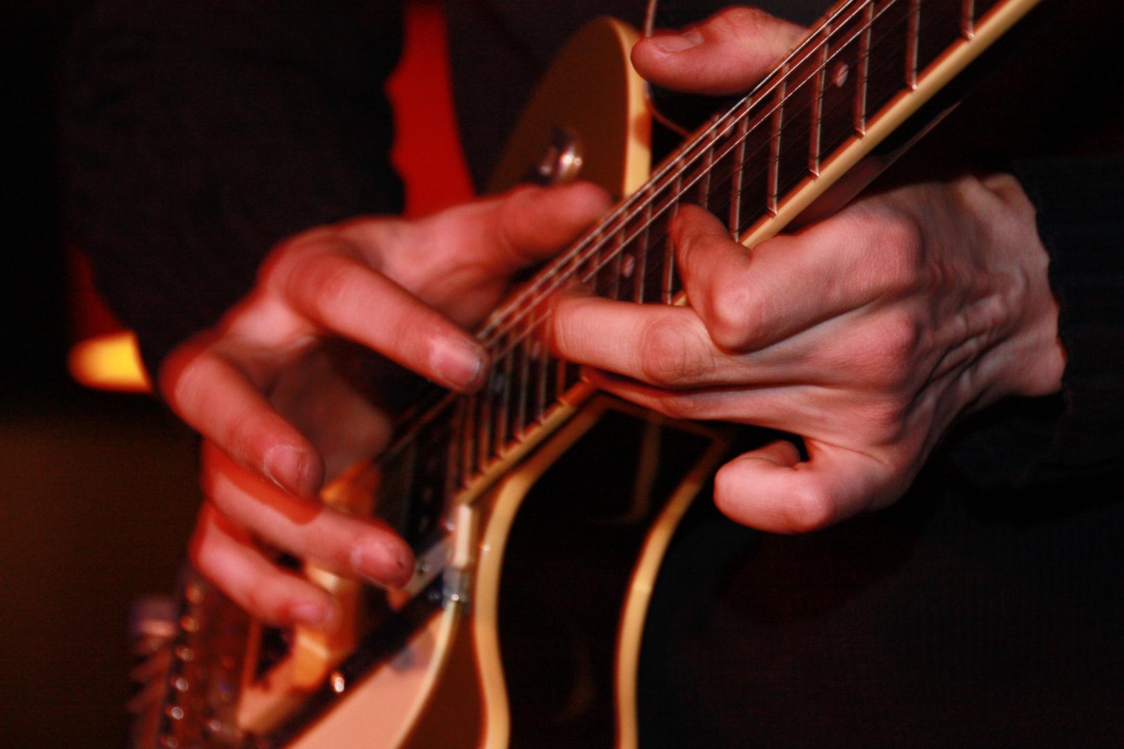 Gitarrenhände