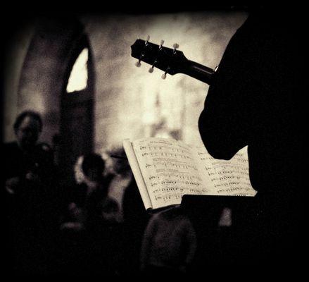 Gitarrenklänge
