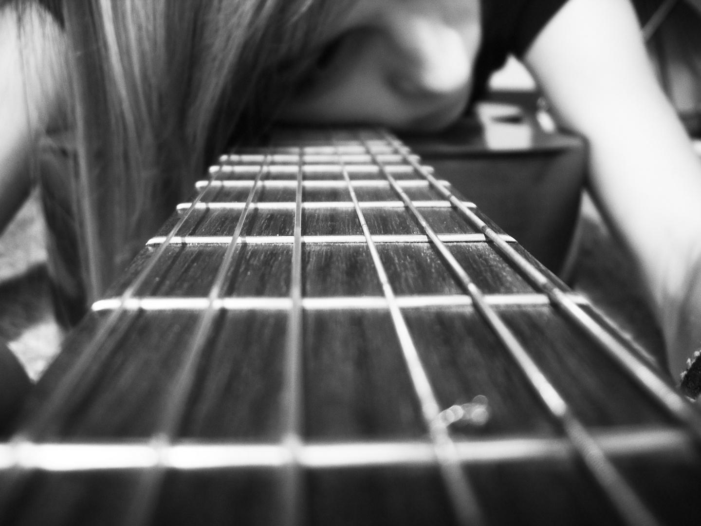 Gitarrenmensch
