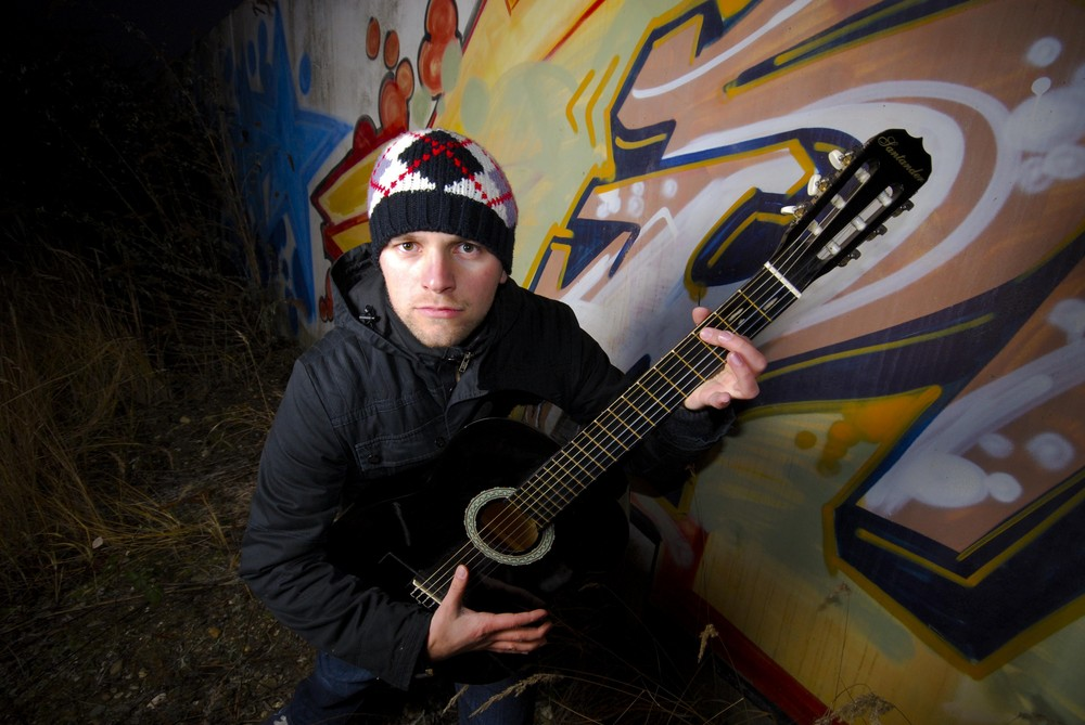 Gitarrenspieler 2