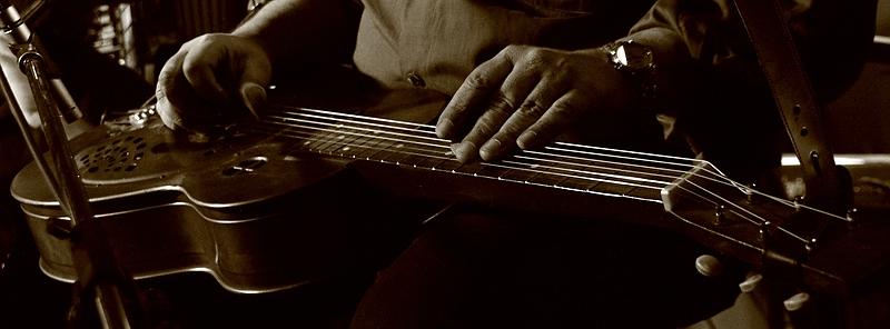 Gitarrespiel der anderen Art