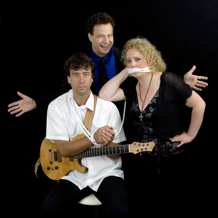 Gitarrist, Magier, Sängerin