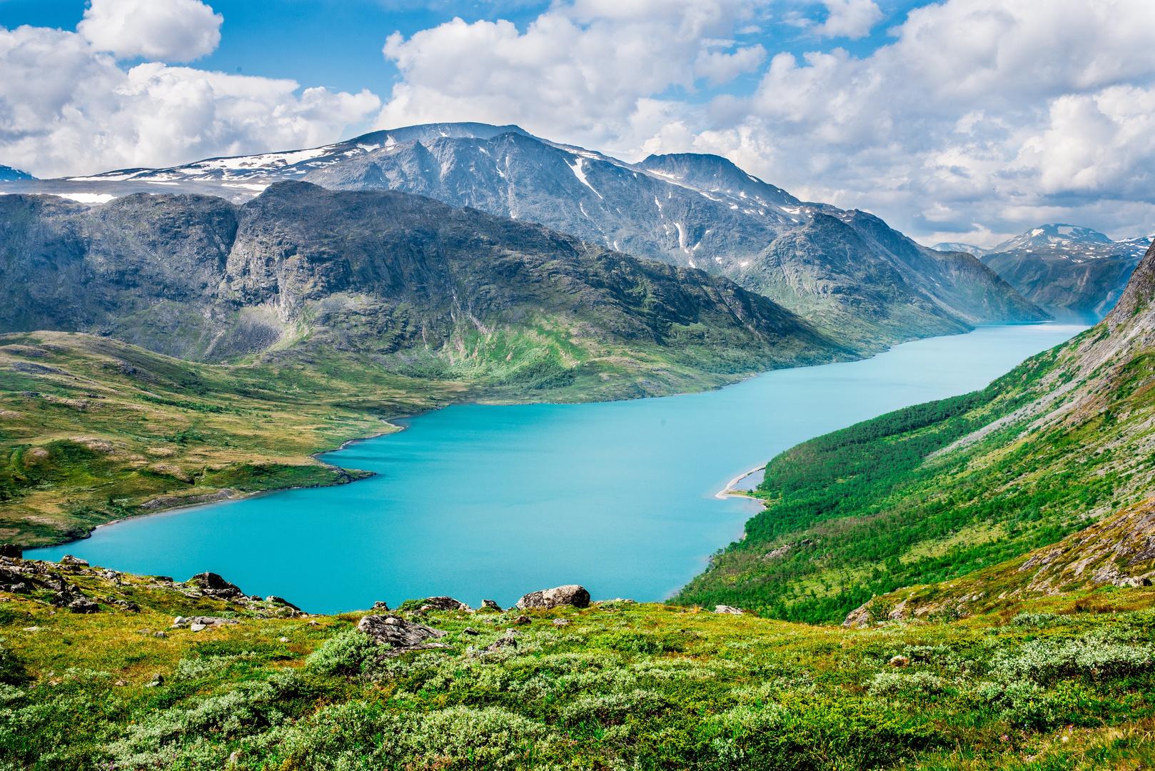 Gjende, Norwegen