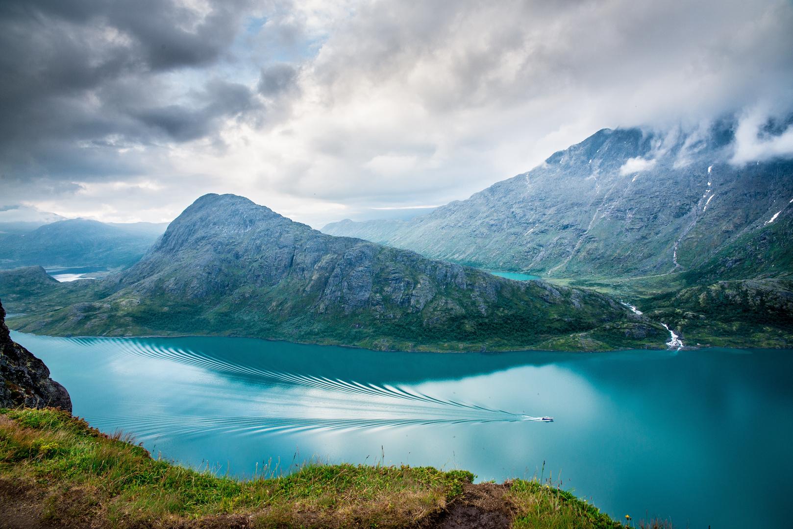 Gjende, Norwegen II