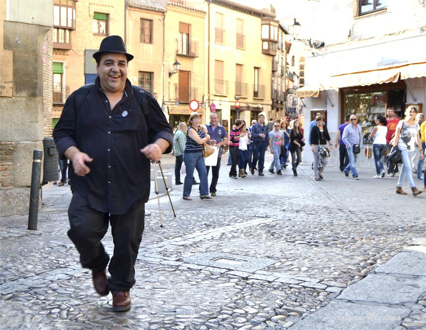 GKM 5 JORGE RODRÍGUEZ ,CORRIENDO PARA SALIR EN LA FOTO