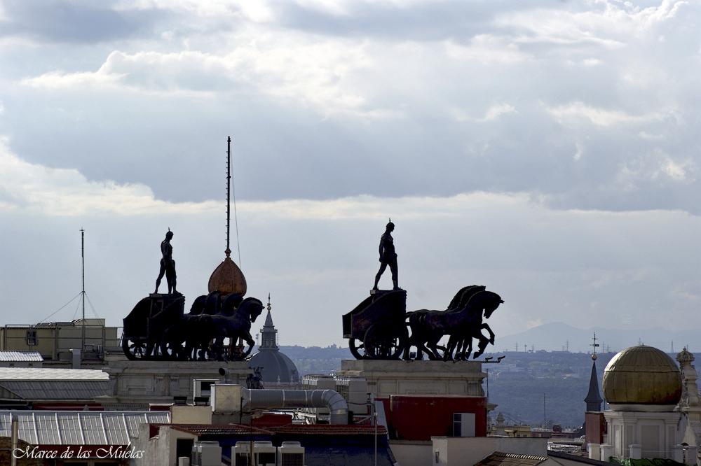 ...GKM5...por los tejados de Madrid...