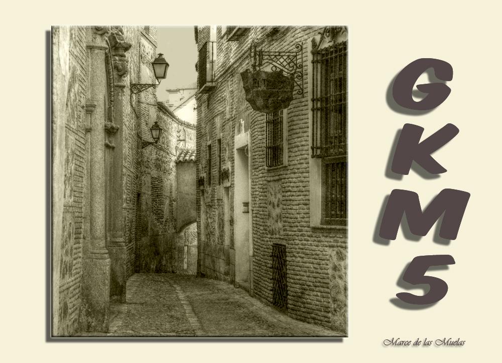 GKM5...Toledo 13 de Octubre 2012....