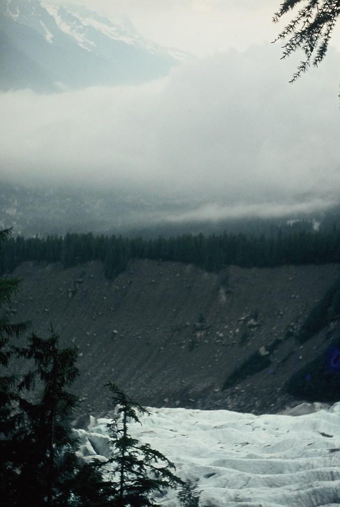 Glacier des Bossons (2)