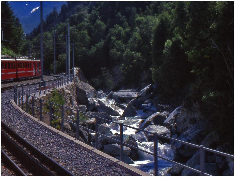 Glacier- Express II
