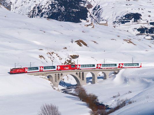 Glacier Express II
