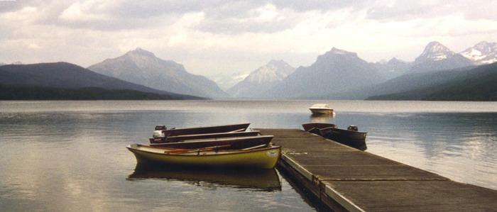 Glacier National Park - Wyoming USA
