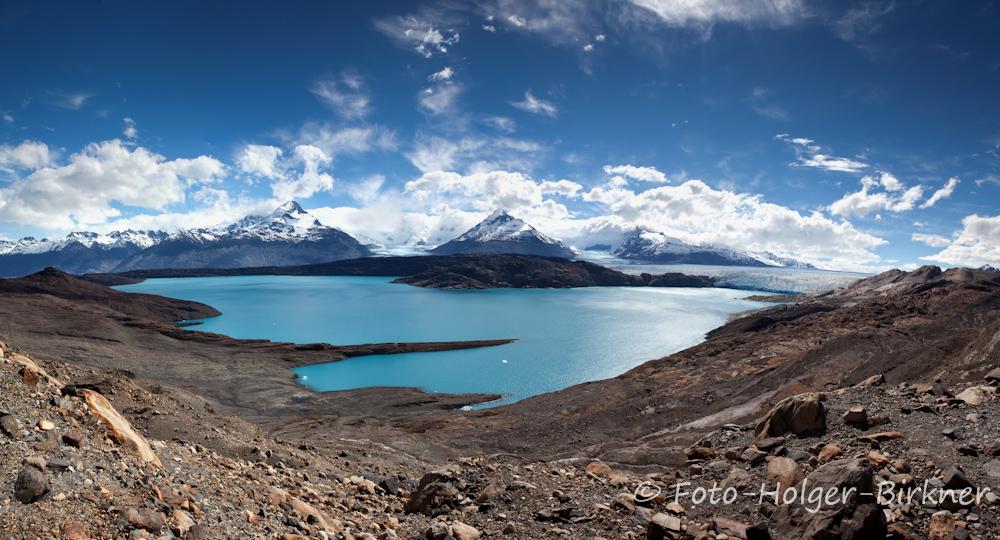 Glacier Upsala Patagonia