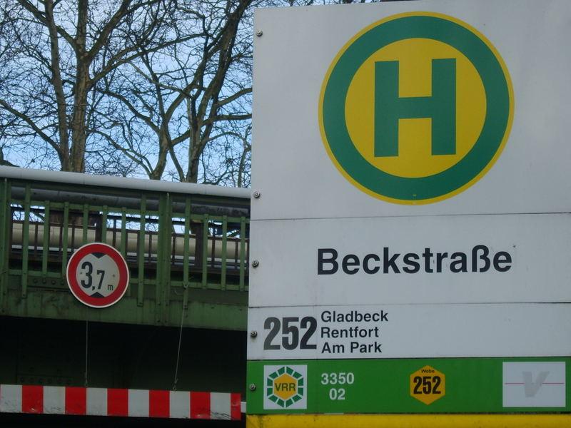 Gladbeck - Ellinghorst Kampstrasse