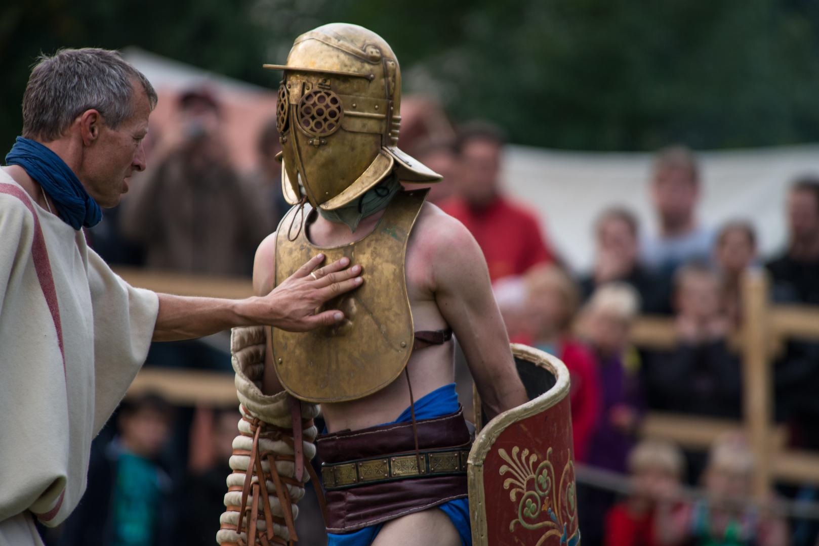 Gladiatorenkampf No.8