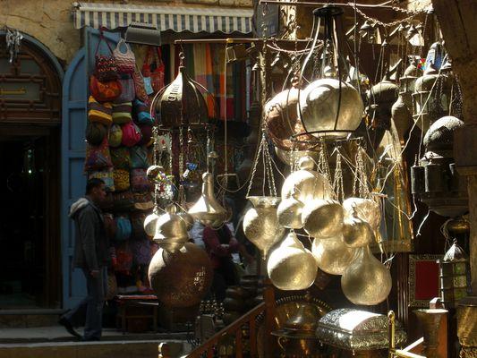Glänzend - Khan el-Khalili