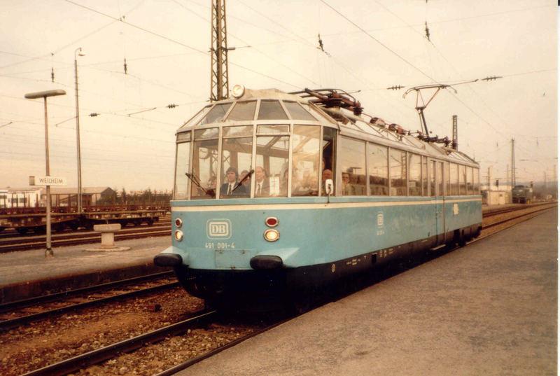 Gläserner Zug