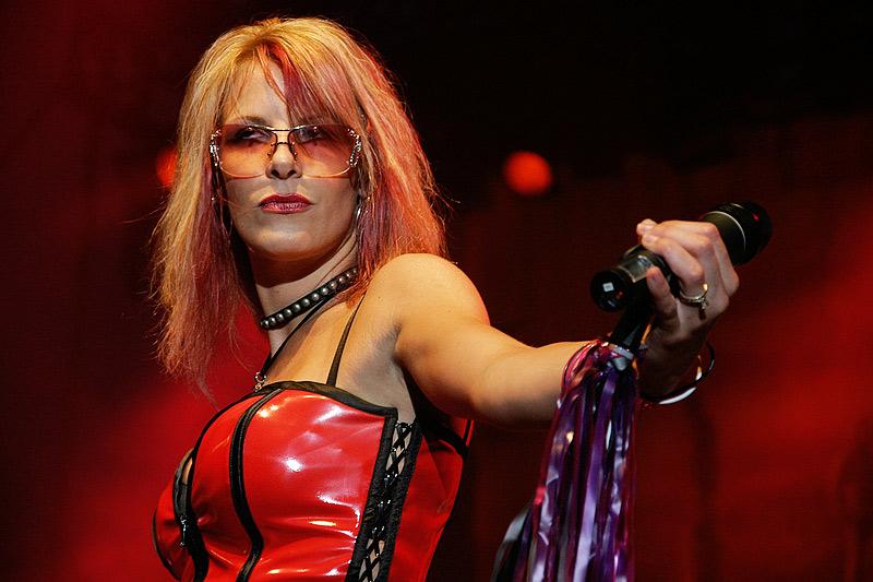 Glam-Rock Diva