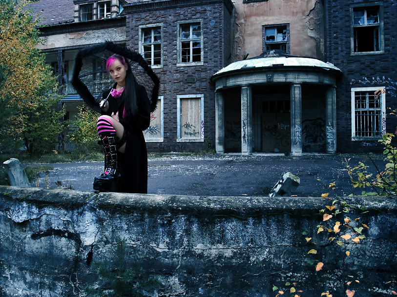 Glamour-Mystik (weiteres Bild aus der Langzeitserie :-)