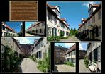 Glandorpshof - Wohngang in der Lübecker Altstadt