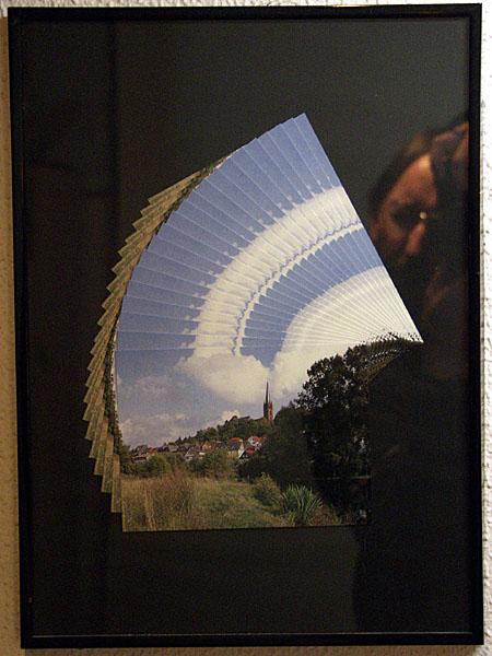 glas - spiegel - selbst - porträt