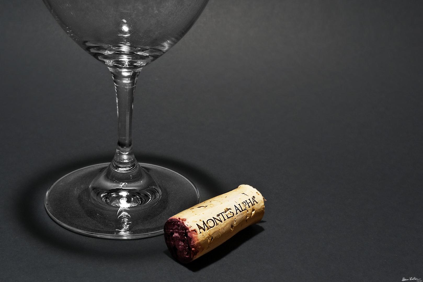 Glas Wein ?