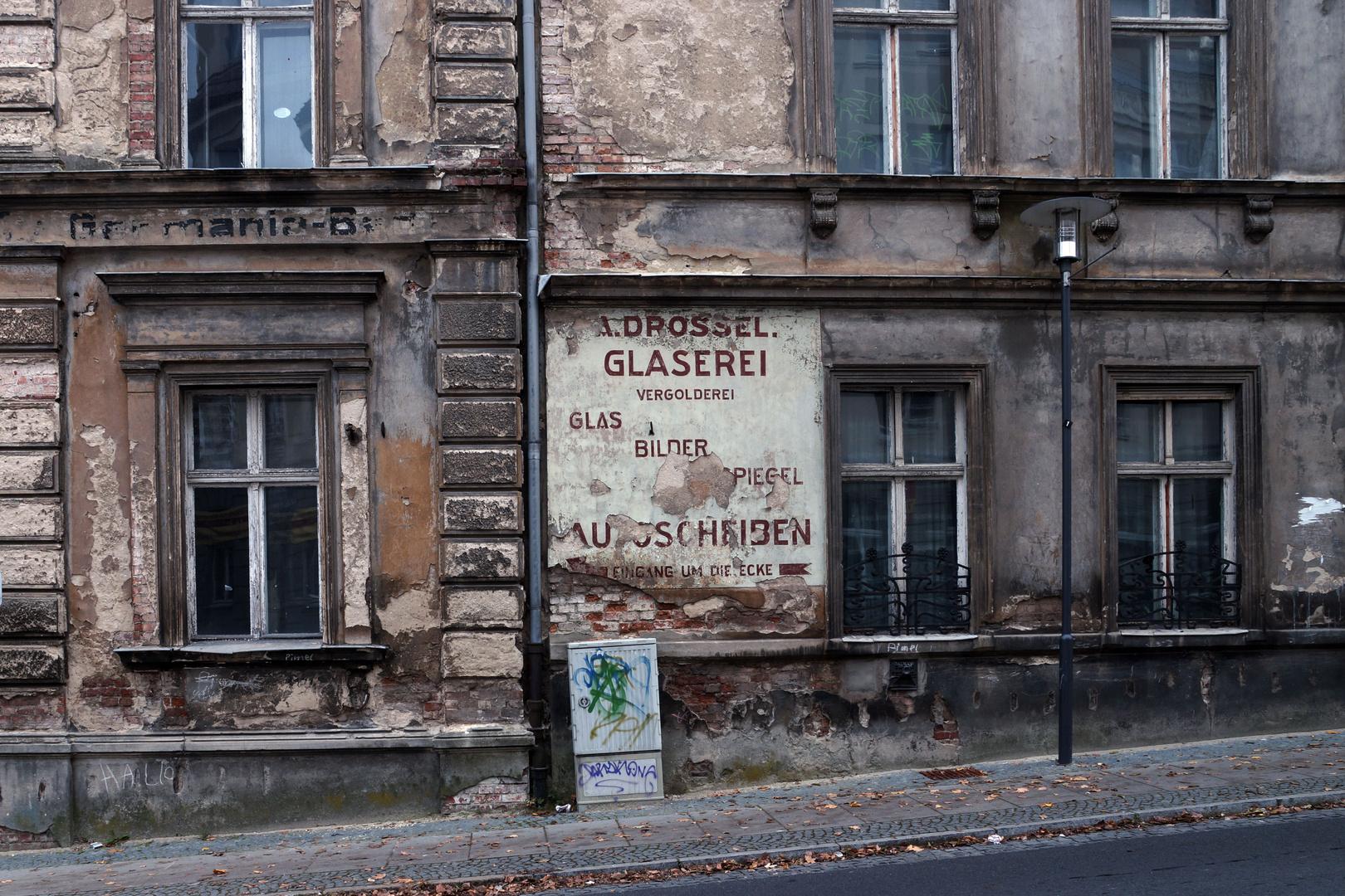 Glaserei Drossel