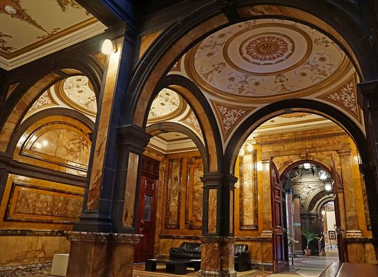 Glasgow City Chambers (Eingangshalle)