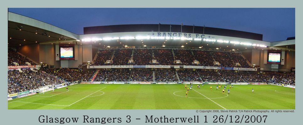 Glasgow Rangers - Ibrox Park