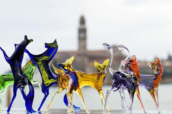 Glaskunst in Venedig