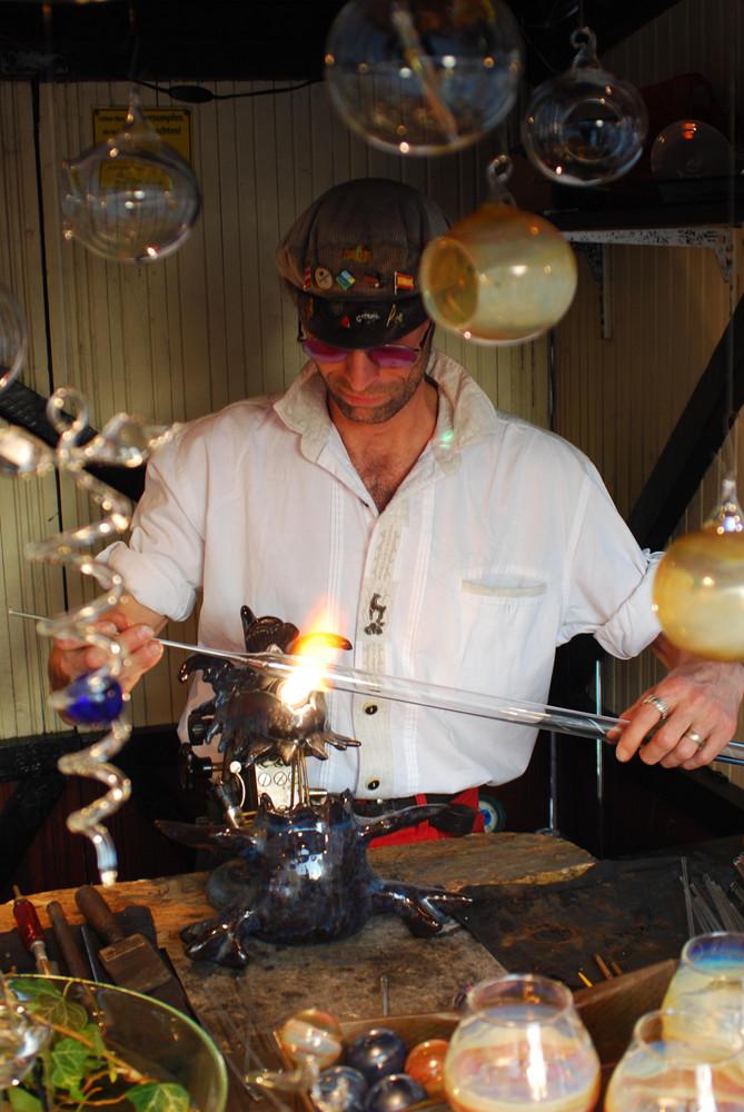 Glaskunsthandwerker