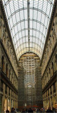 Glaspalast aus dem 19. Jahrhundert
