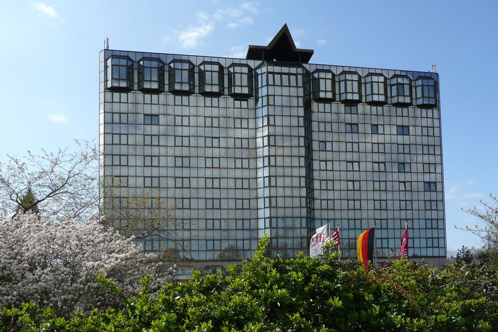 Glaspalast (Hotel MERCURE in Koblenz)