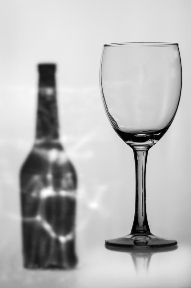 Glasreflektionen