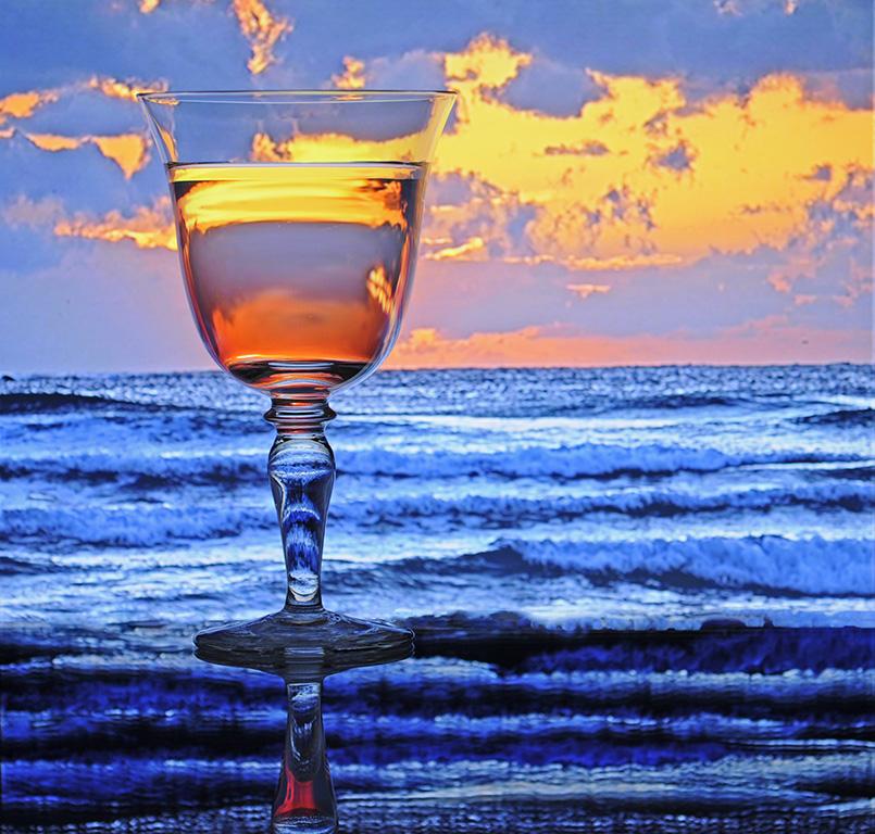 Glass Sunrise