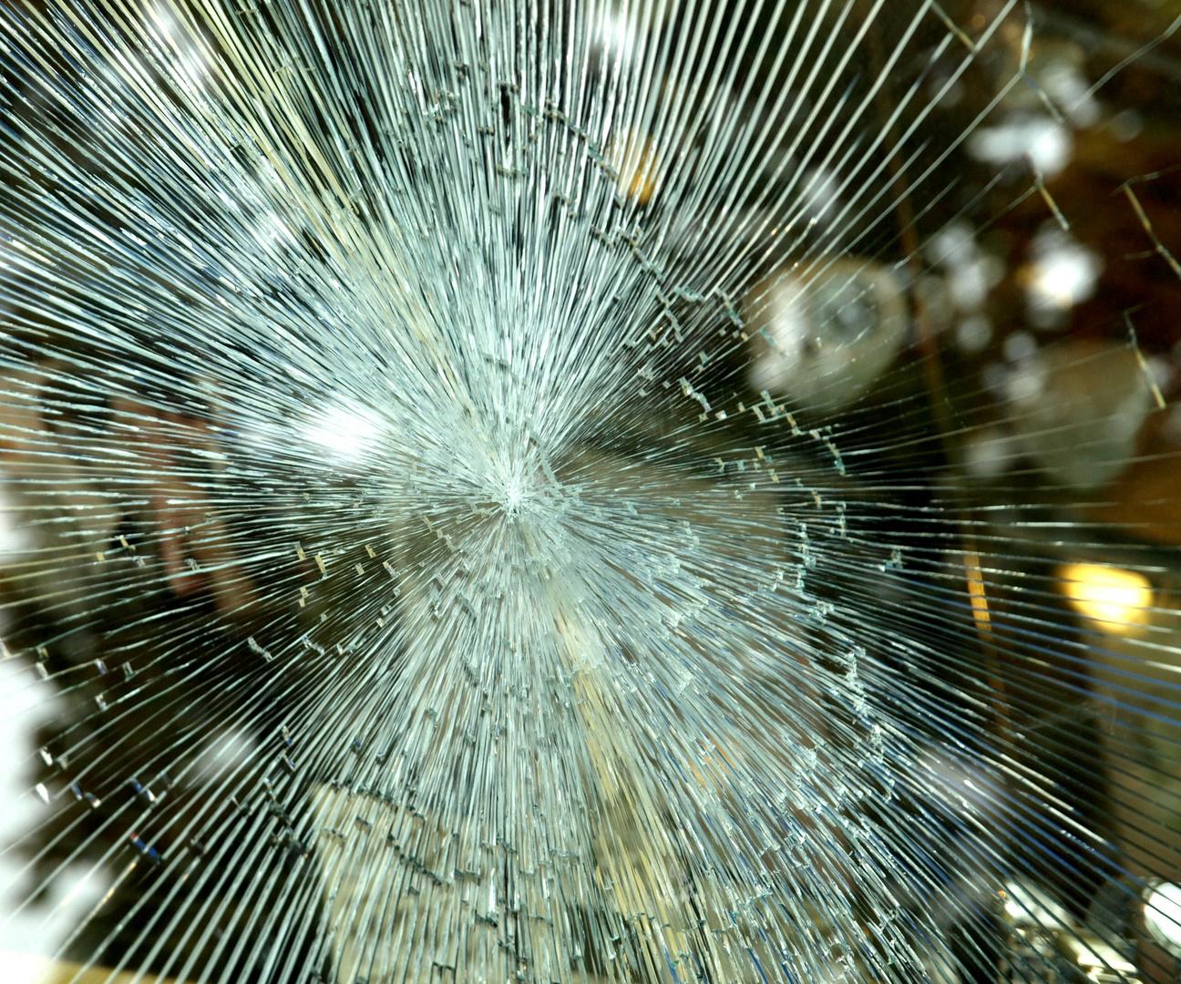Glasstrahl