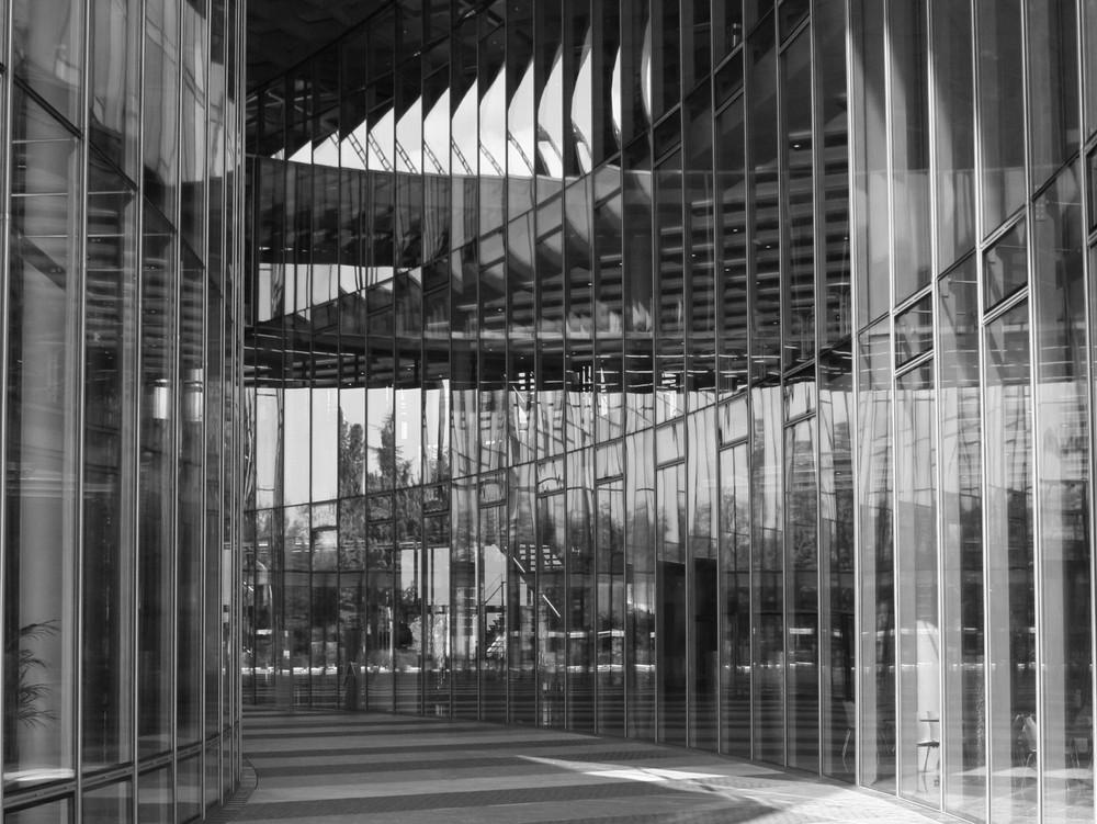 Glasstrukturen