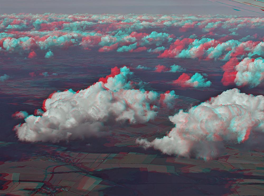 gleich sind die Wolken wieder über uns