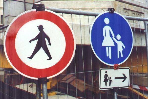 Gleichberechtigung :-)