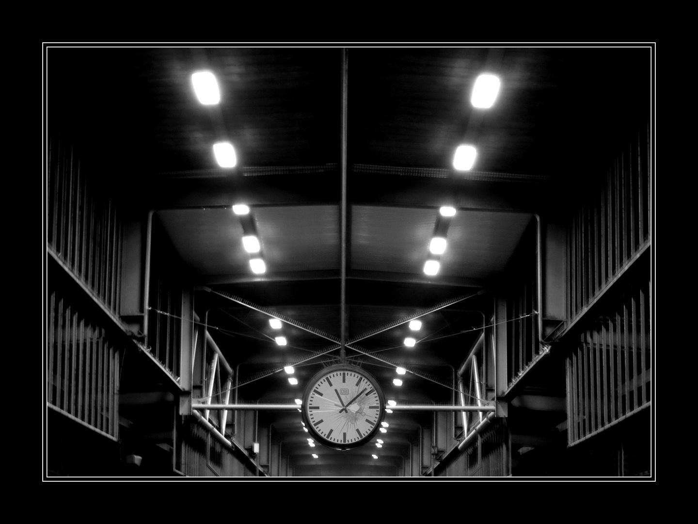 Gleis 16 - Es wird Zeit...