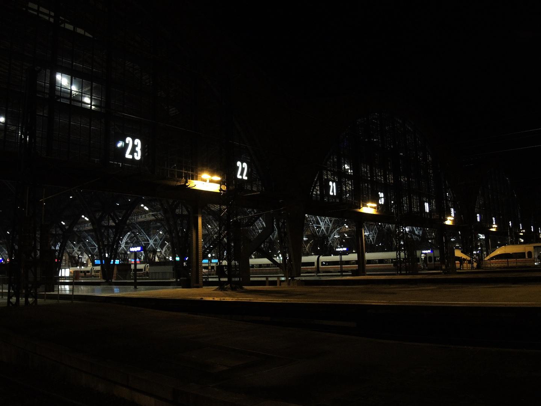 Gleis 23