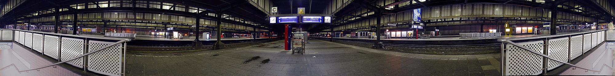 Gleis 6 / 5 - Duisburg HBF