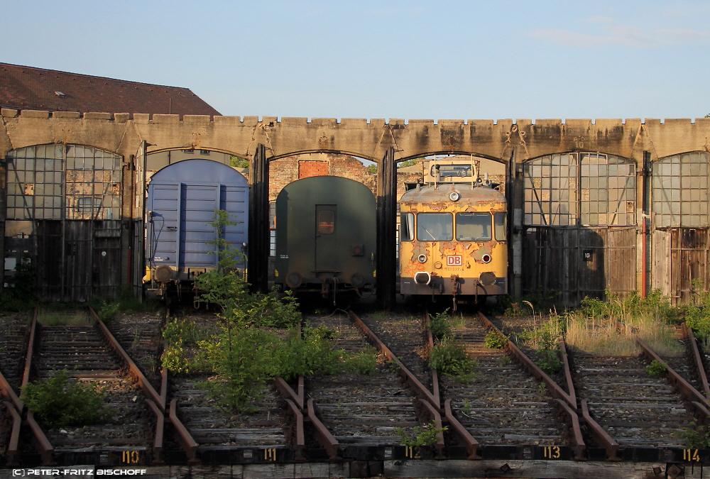 Gleis I13 - DB 710-037-4
