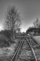 Gleis nach nirgendwo